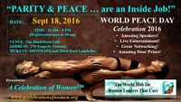 WORLD PEACE DAY Celebration 2016: VENDORS WANTED