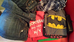 Lot of Boys size 12 Clothes Sold - PPU