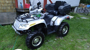 Arctic cat thunder cat 1000