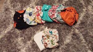 Cloth Diaper Stash Regina Regina Area image 4