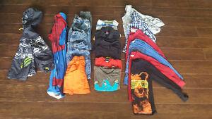 Boys clothing size 4-6