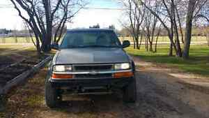 Chevy s10 sell or trade!