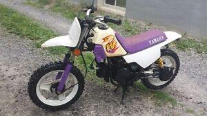 1997 Yamaha Pw 50cc Dirtbike
