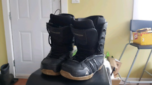 K2 Snowboard boots, mens size 8