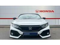 2019 Honda Civic 1.0 VTEC Turbo 126 Sport Line 5dr Petrol Hatchback Hatchback Pe