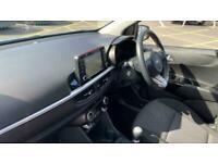 2018 Kia Picanto 1.25 3 5dr Hatchback Petrol Manual