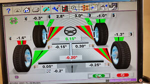 Wheel Alignment, General Repair, Brakes special