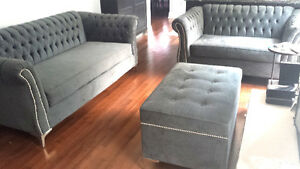 Brand new 3 Piece sofa set different colors to pick from (5200)