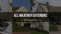 All Weather Exteriors  A+ BBB (204) 510-2959