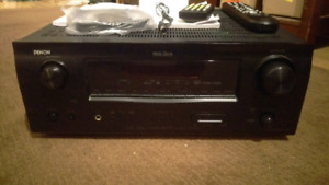 Denon AVR-1709 - Zone 2 with 2 REmotes - Barely used - High End