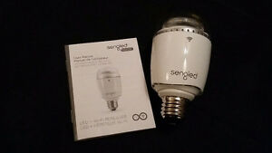 Boost Dimmable LED Light Bulb with Integrated Wi-Fi Repeater