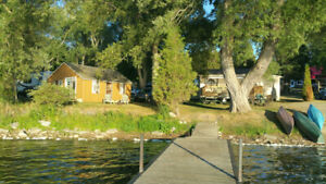 Waterfront Cottages & Trailers on East Lake.-Near Sandbanks