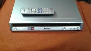 DVD RECORDER AND PLAYBACK