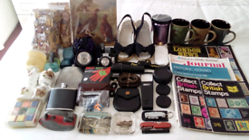 Mixed 60 Item Job Lot! All clean & boxed up for easy collection!!