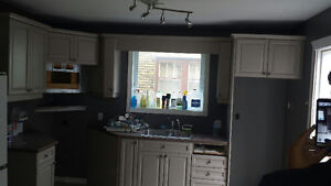 Cabinet and Floor Refinishing & Interior Painting Kitchener / Waterloo Kitchener Area image 10