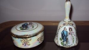 BELL AND TRICKET BOWL