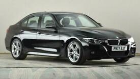 image for 2017 BMW 3 Series 330e M Sport 4dr Step Auto Saloon hybrid Automatic