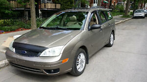 2005 Ford Focus ZXW ses Familiale
