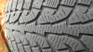 Winter Is Coming-4 Winter Tires and Rims-225/70R16 - PSD 5x120