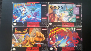 Cib snes games