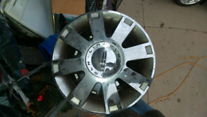 18 inch rims for a Lincoln LT pickup truck