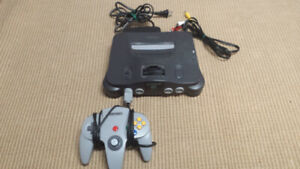 Selling a working Nintendo 64 for $70