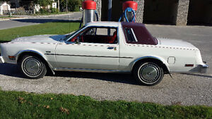 1981 Chrysler Lebaron Medalion Coupe (2 door)