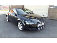 2009 AUD TT COUPE 2.0 TDI QUATTRO S- LINE COUPE,115000 MILES WARRANTED WITH MOT