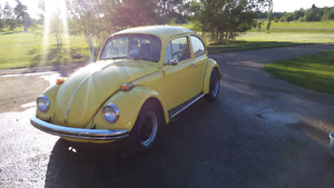 1972 Beetle fully restored 38000 Miles!