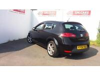 2007 56 SEAT LEON 2.0 TDI FR 5 DOOR.SUPERB RUNNER,PX BARGAIN TO CLEAR.60 + MPG .