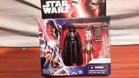 STAR WARS REBELS FIGURES DARTH VADER & AHSOKA TANO 2 PACK