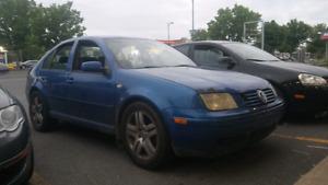 2002 Volkswagen Jetta TDI    ***loaded