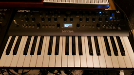 Modal Argon8 keyboard synthesizer