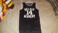 will smith bel air accademy jersey size large
