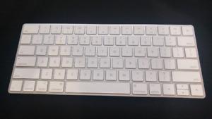 Clavier Apple Anglais (sans fil) 2017