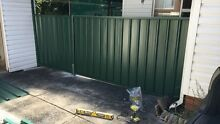 COLOURBOND GATE AND BLANK PANEL SUPPLY AND INSTALL!!! Sydney City Inner Sydney Preview