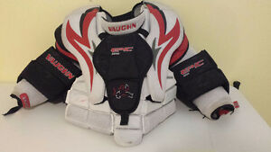Vaughn Goalie Chest Protector Men's Small