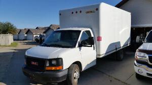 2014 GMC Savana cube van. Private sale. Save thousands.
