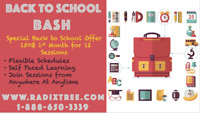 Highly Qualified Teachers Of English-Math-French Online.Kingston