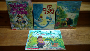 4 David Catrow illustrated children's picture books