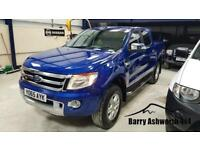 Ford Ranger Double Cab Pickup 4x4 Limited 2 2.2TDCi 150PS