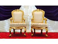 Nigerian Wedding Catering £13 African Wedding Decoration Package £5 Traditional Wedding Throne Hire