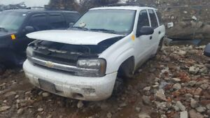 2007 TRAILBLAZER..JUST IN FOR PARTS AT PIC N SAVE! WELLAND