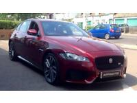 2017 Jaguar XF 3.0 V6 Supercharged S High Spe Automatic Petrol Saloon