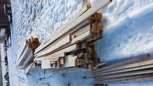 new rough cut lumber to sell or trade