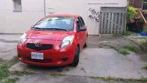 2008 Toyota Yaris LOW KM'S - CERTIFIED AND ETESTED