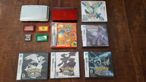 Pokemon Games, Nintendo DSi