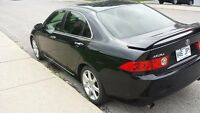Acura TSX 2005 186 000kms