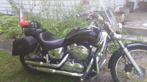 750 Honda Shadow Spirit C2