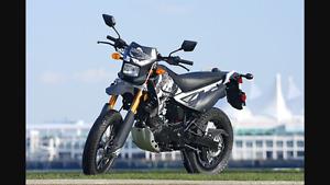 Super motard 200 (dr200)